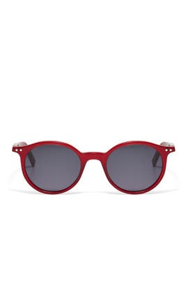 Red Twig Sunglasses by Céline