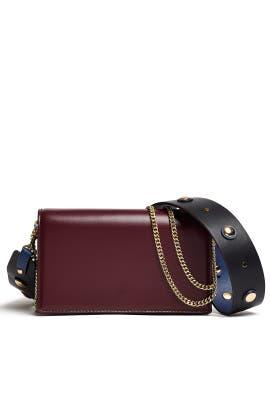 Bordeaux Soiree Bag by Diane von Furstenberg Handbags