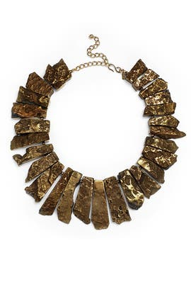 Kenneth Jay Lane - Gold Denari Necklace