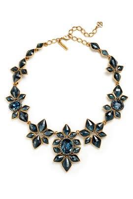 Nightshade Necklace by Oscar de la Renta