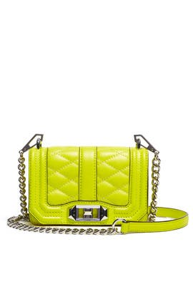 Neon Love Crossbody Bag by Rebecca Minkoff Handbags