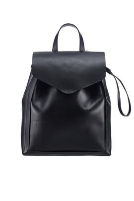 Black Mini Backpack by Loeffler Randall