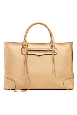 Biscuit Regan Satchel by Rebecca Minkoff Handbags