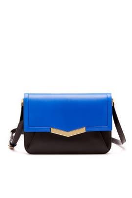 Times Arrow - Cobalt Affine Bag