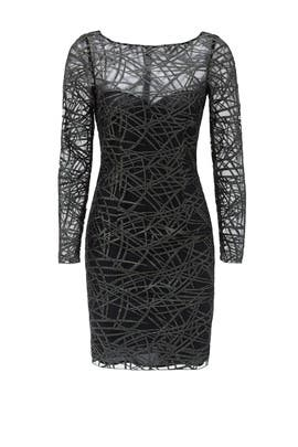 Criss Cross Dress by Blumarine
