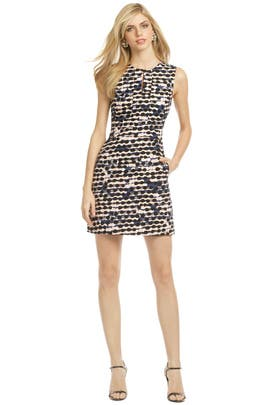 Diane von Furstenberg - Tootsie Dot Dress