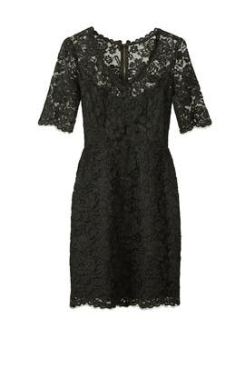 Shoshanna - Lace Daria Dress