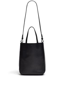 Black Mini Shopper by Shinola