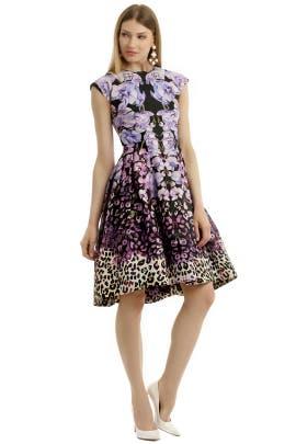 Temperley London - Orchidea Structured Dress