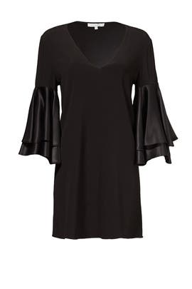 Black Harper Dress by Alexis