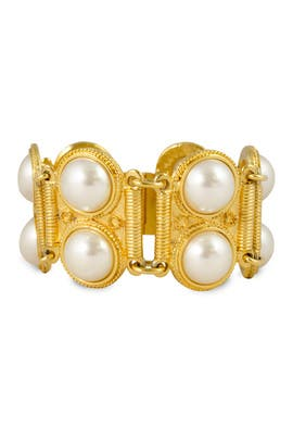 Ben-Amun - Coupled Pearls Bracelet