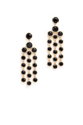 Subtle Sparkle Chandelier Earrings by kate spade new york accessories