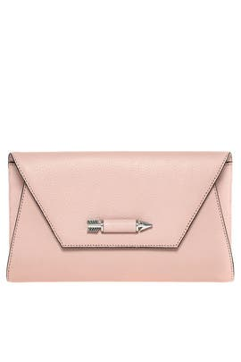 Petal Flex Clutch by Mackage Handbags