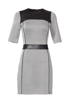 Calvino Gray Sheath by Theory