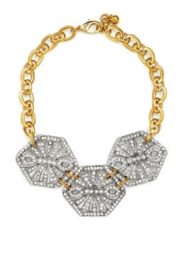 Atrium Statement Necklace by Lulu Frost