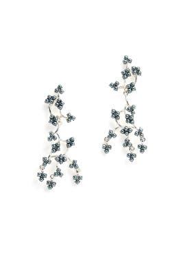 Jackie Pearl Earrings by Lulu Frost