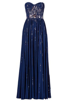 Rebecca Taylor - Meteor Shower Gown