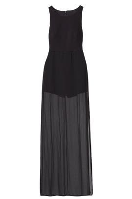 Nothing To Hide Gown by BCBGMAXAZRIA