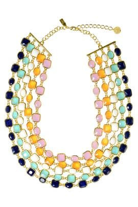 kate spade new york accessories - Coated Confetti Necklace