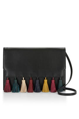 Tassel Sofia Clutch by Rebecca Minkoff Handbags
