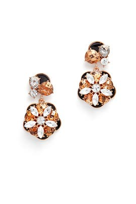 Fame and Flowers Earrings by kate spade new york accessories