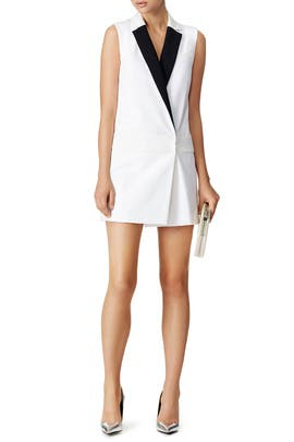 Rachel Zoe - Lapel Shift