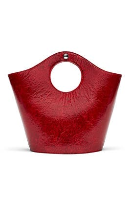Small Ruby Market Shopper Bag by Elizabeth and James Accessories