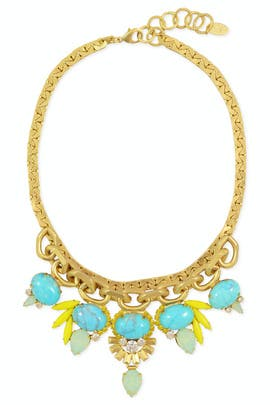 Bird of Paradise Necklace by Elizabeth Cole
