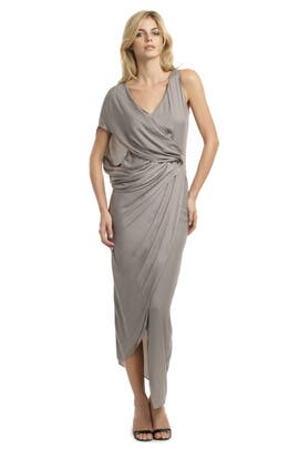 Helmut Lang - Earth Goddess Gown