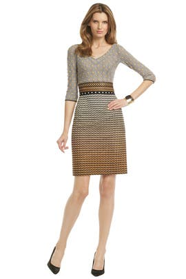 Missoni - Repeat Offense Dress