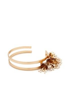 Gold Clove Cuff by Danielle Nicole