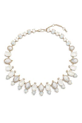 Stone and Crystal Necklace by Jenny Packham