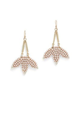 Tuileries Earrings by Lulu Frost