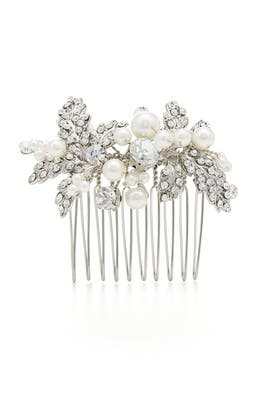 Delicate Cluster Mini Comb by RTR Bridal Accessories