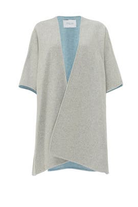 Salma Cape Jacket by 10 CROSBY DEREK LAM