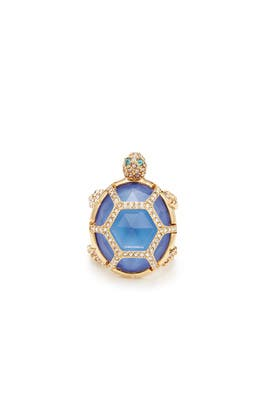 Paradise Found Turtle Ring by kate spade new york accessories