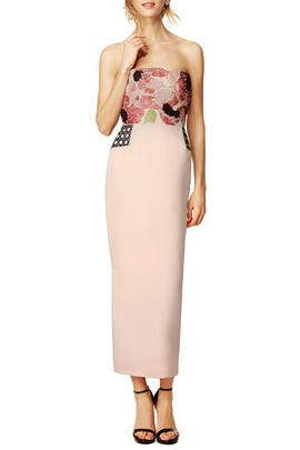 Bibhu Mohapatra - Beaded Envy Dress
