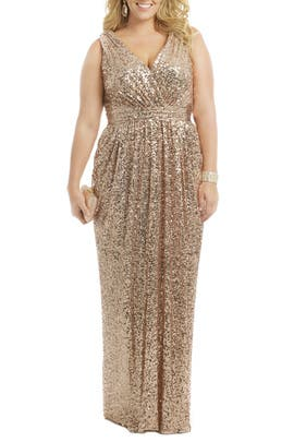 Badgley Mischka - Rolling In The Glitz Gown