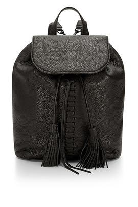 Black Moto Backpack by Rebecca Minkoff Handbags