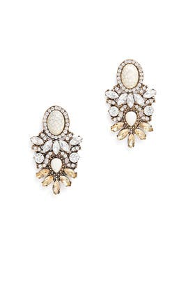 Madame Earrings by Slate & Willow Accessories