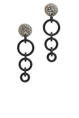Wind Chime Earrings by Lele Sadoughi