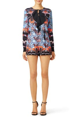 New Horizons Romper by Clover Canyon