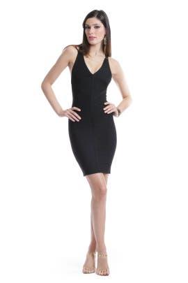Hervé Léger - Wild Blackberry Dress
