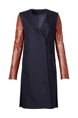 Quennel Coat by Theory
