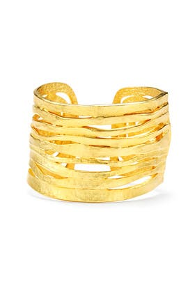 Kenneth Jay Lane - Cypress Cuff
