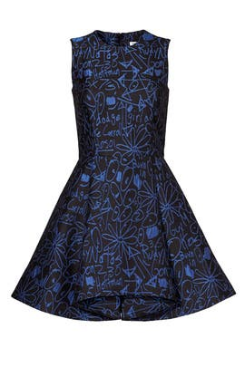 Doodle Dress by Opening Ceremony