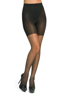 Black Super Shaping Sheers by Spanx