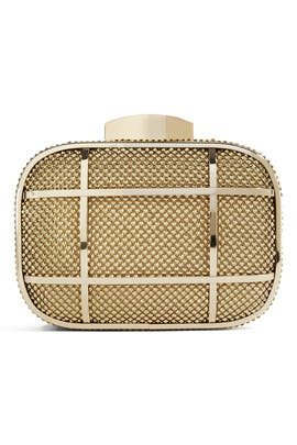 Birdcage Clutch by Whiting & Davis