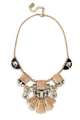 kate spade new york accessories - Imperial Tile Statement Necklace