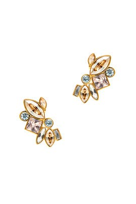 Dylan Earrings by Ella Carter
